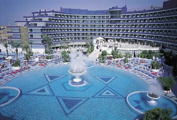 СПА отели Испании, отдых Испания